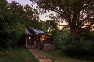 Vaucluse-Rooms-Log Cabin