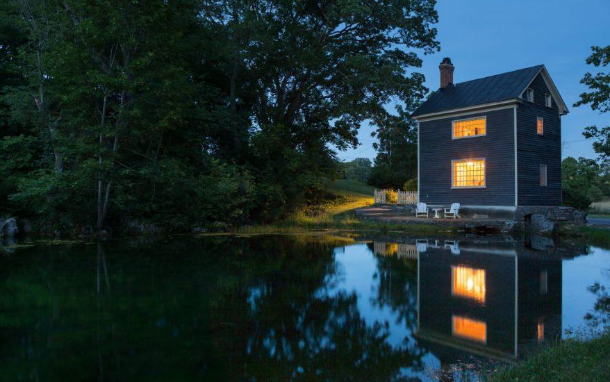 romantic cabin getaways in Virginia