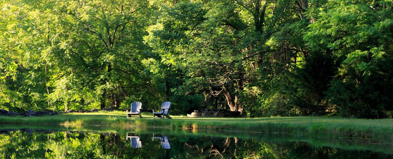 Vaucluse Rooms Millhouse pond