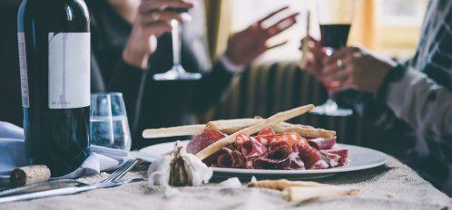 fine dining in northern VA