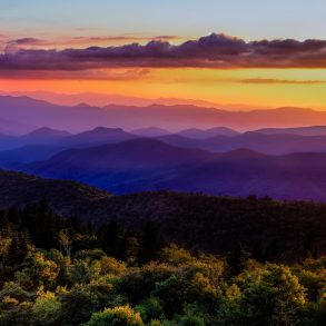 Blue Ridge Mountains Virginia Attractions