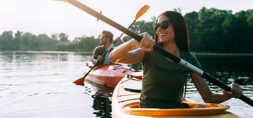 Shenandoah Valley Kayaking