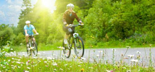Shenandoah bike trails