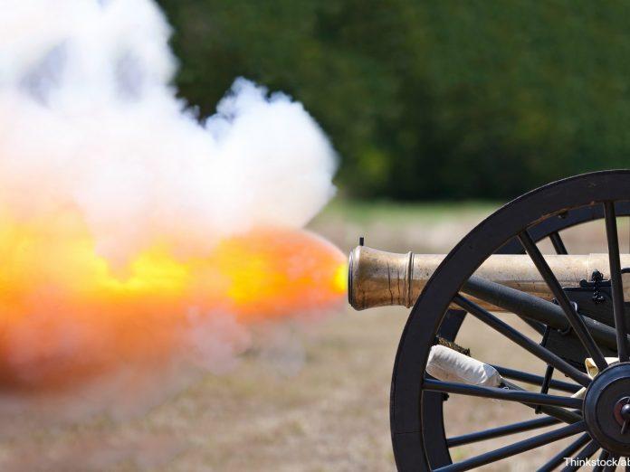 Kernstown Battlefield Cannon